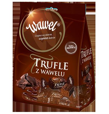 Trufle z Wawelu