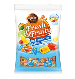 Fresh & Fruity Bez Dodatku Cukru