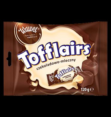 Tofflairs czekoladowo-mleczny