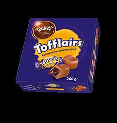 Tofflairs karmelowo-czekoladowy